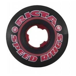 Ricta  Speedrings noires et rouges