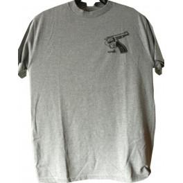 T-shirt Cliche Gris