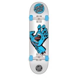 Santa Cruz Sreaming hand Blue White