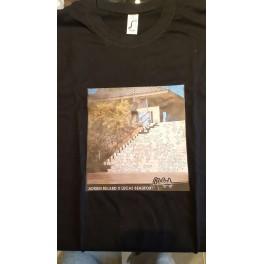 Tshirt- Adrien bulard el toro -black