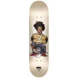 DGK skateboard Marquise Henry