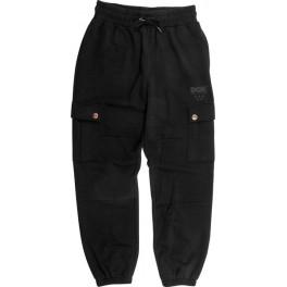 DGK Pant Soldier Fleece Black