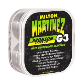 Bronson speed Martinez