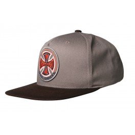 Casquette Independen classic brown