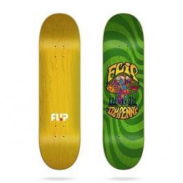 Planche flip penny loveshrom green