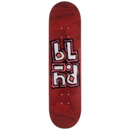 Planche Blind -Og stacked  red
