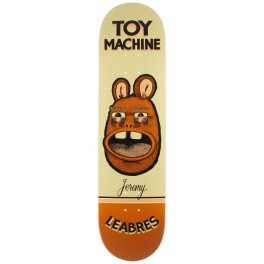 Planche Toy machine -Jeremy Leabres