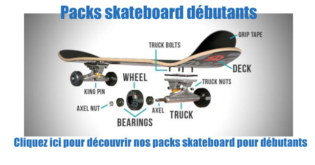 comment bien choisir son skate nos conseils d 39 achat. Black Bedroom Furniture Sets. Home Design Ideas