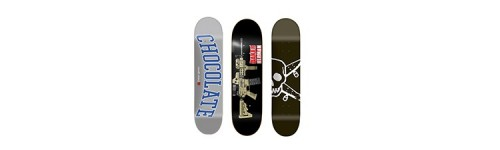 Planches de Skateboard