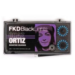 FKD Black Lights Abec 7 Chaz Ortiz