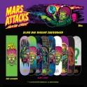 Santa Cruz serie Mars attacks