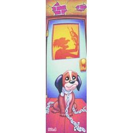 Grip - plaque blind dog pound